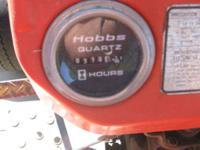 84 Kubota B6100 Tractor w/mowing deck 311 Hours 3
