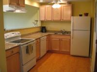 Nicely Renovated 2 Bedroom, 1 1/2 bath Townhouse-style