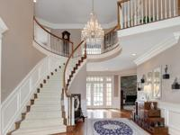 Luxury, sophisticated home in Woodlea Mill. Owners have