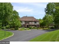 Chateau Estates nestled on 4+ acre wooded setting in