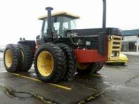 1988 Versatile 846 tractor with 8665 hour on it. Good
