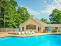 Beautifully landscaped deluxe area in Cary featuring a