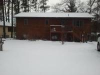 This property offers 2 bedrooms on the upper level,