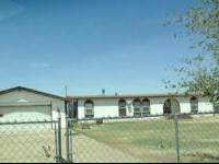 LANCER Manufactured Home 3 BD/2 Bath + 3.3 Acres + 4