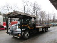 WE HAVE 2 OF THESE2) 2011 International 4400 4 car