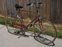 27? Men?s Schwinn 3-Speed Road Bicycle, Used,