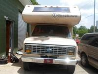85 Ford Coachmen .V8 .Power steering .Power Brakes