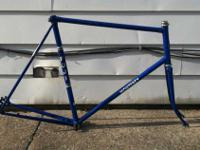selling my Fuji Monterey frame. i dont know the size