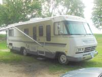 Want to sell before winter...85 Itasca Sunflyer
