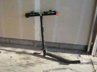 This is a Thule Roadway 4-Bike Hitch Mount Bike Rack in