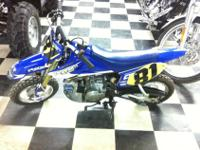 We are selling a 2007 TTR50. This bike is in very good