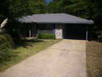 Available NOW!!!!! This is a very nice 3 bedroom/1 bath