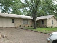 3 bedroom 2 bath 2 living areas  Brick home with