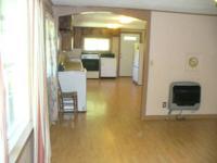 Three bedroom, one bath home convenient to Sylva,
