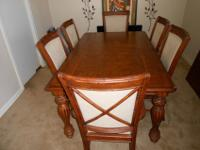 REDUCED PRICE FOR QUICK SALE! Solid wood Broyhill