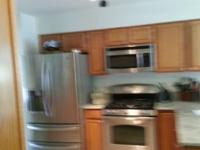 Basement for rent in 3 level End unit Townhouse, with