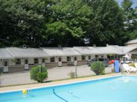 A 20 unit motel/cottage hospitality property located in
