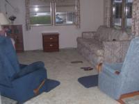 2 BEDROOM 2 BATH MOBILE HOME, COMPLETLY FURNISHED, C/A,
