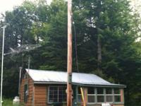 I have for sale a Adirondack hunting camp located in