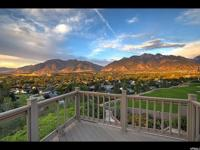 Million Dollar Views! Custom home solidly built located