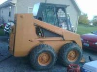 853 bobcat with a new rebuilt motor and much more good