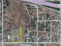 Roughly 3.22 acres of Vacant Land Available For Sale;