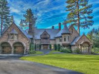 Known locally as The Castle on Lake Tahoe,this gated