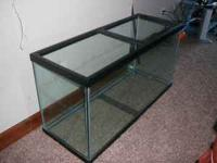 I have a 85 gallon fish tank. Has some cracks but still