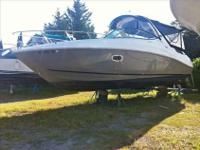 2009 Sea Ray 270 SUNDANCER Super value on a Sea Ray
