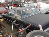 1986 2dr cutlass 307 v8 recently rebuilt 200r4 trans