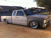 86 s10 selling any & every part off my truck shaved