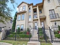 Handsome, gated Brownstone in desirable City Centre.
