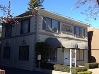 Office space for rent, Burlingame downtown location in