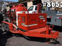 Make: Ditch Witch Model: Other Mileage: 763 Mi Year: