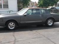 86 Monte Carlo LS 358 SBC with 480 lift 272 period cam,