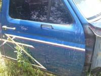 have a truck cab off 89 ford truck no rust any where in