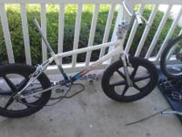 Hey there!  Weve got for sale Lots of lod school BMX