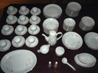 ***87 PIECES 0F FESTIVE JAPAN CHINA***MUST SELL*** BEST