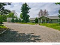 Truly dreamy! Stunning ranch situated on a tranquil