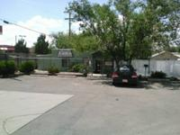 Commercial building for lease. Formally Smoke shop and