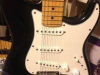 2008 American Stratocaster beautiful shape. Really