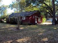 8750 LOCKHART ROAD Fixer-upper house on 4.69 acres with