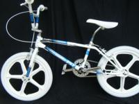 1987 FST with Redline Flight Cranks 180mm, Skyway Tuff