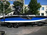 This 2011 Super Air Nautique 230 Team is looking for a