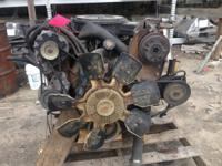 88 89 90 91 92 93 94 FORD F350 ENGINE 7.3 L VIN M 8TH