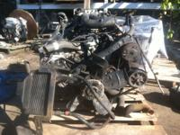 88 89 90 91 92 FORD F350 ENGINE 7.5L VIN G 8TH DIGIT