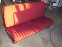 Chevy Truck seat, also have blue one. Call  Location: