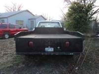 1988 Chevy Flatbed Dually with a 350 engine and 700r4