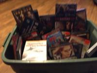88 DVD Movies, Excellent Condition, Some Titles