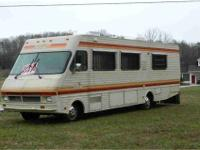 1988 Fleetwood Bounder Motorhome $10,500 or best offer